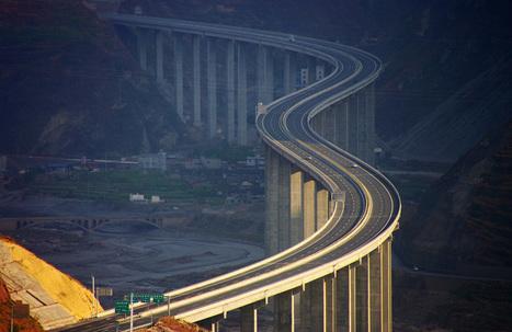 Yaxi Expressway: maravilla de la ingeniería civil china | Ingenieros Civiles | Scoop.it