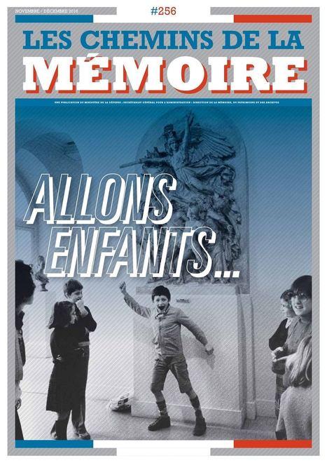 Les chemins de la mémoire n°256 de novembre/décembre 2016 | les revues au CDI | Scoop.it