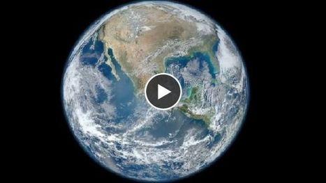 La Terre vue de l'espace: découvrez les plus belles perspectives de 2012 | La technologie, la météorologie et la climatologie | Scoop.it