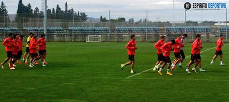 Lluís Carreras deja fuera de la lista a Mario y Sergio Gil | #REALZARAGOZA | Scoop.it