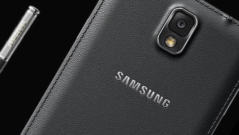 Galaxy Note 4 vs Note 3: What's new? - TrustedReviews   Samsung mobile   Scoop.it