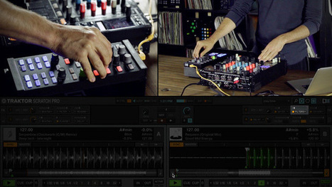 2 Powerfull FX Chains for Easy Mixing Transitions   DJing   Scoop.it
