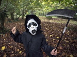Behind A Halloween Mask, Even 'Good' Kids Can Turn Into Candy Thieves : NPR | All Together Now | Scoop.it