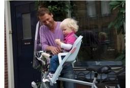 Elegir el portabebés para tu bici | PedaleoContigo.Bike | movilidad sostenible | Scoop.it