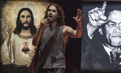 Russell Brand takes on the crisis of civilisation. But what now? | Sustainability Science | Scoop.it