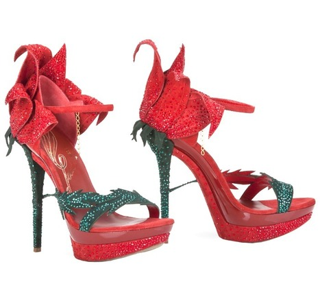 Loriblu and the shoe-sculture for Summertime 2013 Paris   CHICS & FASHION   Scoop.it