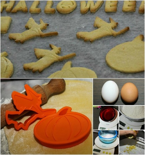 Halloween Biscuits with the best Extra Virgin Olive Oil of Le Marche | Le Marche and Food | Scoop.it