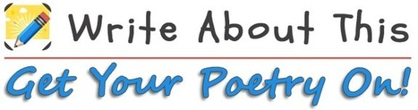 Write About This - Get Your Poetry On! - iTunes Gift Card Giveaway | Poetry | Scoop.it
