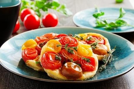 10 recettes de tomates cerise top blousantes - Diaporama | #EatingCulture #EasyCooking | Hobby, LifeStyle and much more... (multilingual: EN, FR, DE) | Scoop.it