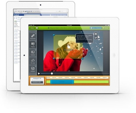 ClickBerry for Facebook [iPad]   ClickBerry   Marketing in the physical world   Scoop.it