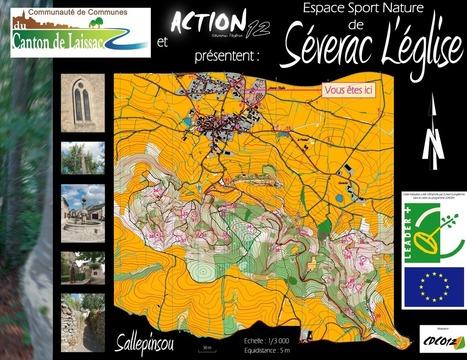 On a testé pour vous : deux activités sportives en Laissagais   L'info tourisme en Aveyron   Scoop.it