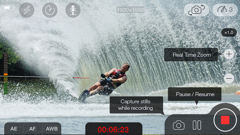 MoviePro : Video Recorder with Pause, Zoom, 3K resolution, Frame Rate, Secret Mode, Slow motion, and Multiple Recording Options with Fastest Performance (Photography) - Zbynek Kysela   Instagram Tips and Tricks   Scoop.it
