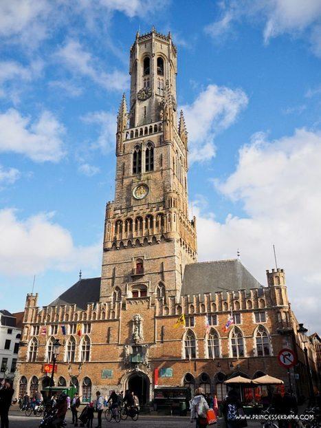 Visiter Bruges en Belgique je l'ai fait ! | Voyages | Scoop.it