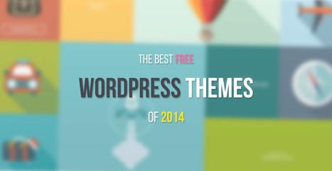 The 30 Best Free WordPress Themes Of 2014 | Tutorialzine | Resources & Tutorials | Scoop.it