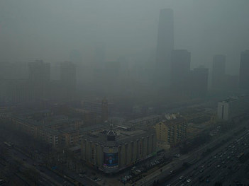Air Pollution in Beijing Goes off the Index | Climate & Clean Air Watch | Scoop.it