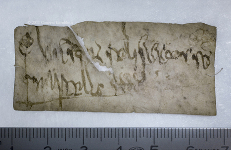ACCESSING THE SECRETS OF EARLY MEDIEVAL RELIC LABELS | The Merovingian Kingdoms | Scoop.it