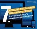 7 Reasons Your Brand's Website Should Incorporate Responsive Design | WCMS | Scoop.it