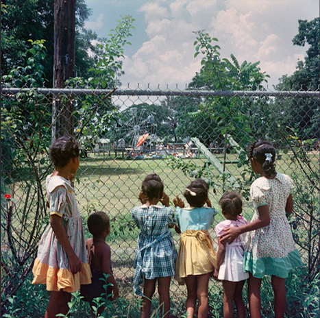Lost Photographs of a Segregated World | Our Black History | Scoop.it