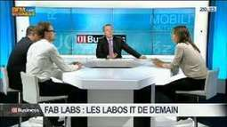 Les Fab Labs sont-ils les laboratoires IT de demain ? | Fab(rication)Lab(oratories) | Scoop.it