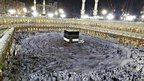 Millions gather in Mecca for Hajj   World History Semester II   Scoop.it