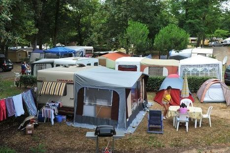 Affluence record dans les campings en 2014   Matériel de camping   Scoop.it