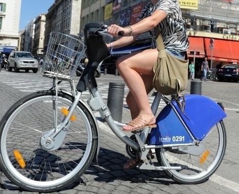 Marseille : Les « vélibs » en roue libre | Odyssea : Escales patrimoine phare de la Méditerranée | Scoop.it