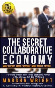 Learn How to Build Valuable Alliances in The Secret Collaborative Economy   Digital Media   Scoop.it