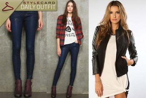 Daily Outfit: Sports Luxe   StyleCard Fashion Portal   StyleCard Fashion   Scoop.it