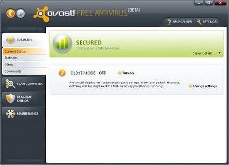 Top 5 Best Free Antivirus for Windows 7 in 2013 | Genuine-Report.com | Scoop.it