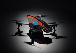 Parrot AR.Drone 2.0 full details leaked, 720p camera and new flight modes? -- Engadget | digital culture | Scoop.it