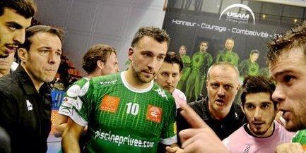 Handball / Nîmes : l'Usam s'offre Chambéry 34-29 ! - Midi Libre | actu nimes | Scoop.it