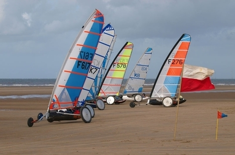 Landsail racing returns to Redcar beach for the first time in 30 years | Tees Valley Tourism | Scoop.it
