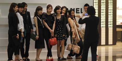 A Close Look At China's Growing Appetite For Luxury Brands | Emerging Markets - China | Scoop.it