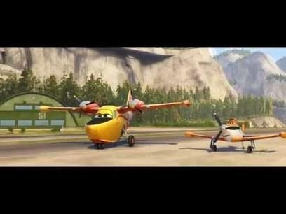 """Drop the Needle"" Clip - Planes: Fire & Rescue | whatsbest3 | Scoop.it"