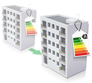 Le gouvernement publie le décret sur la rénovation énergétique du parc tertiaire | Immobilier | Scoop.it