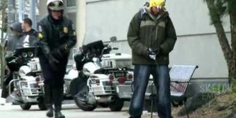 Pisser devant la police | Envie de se Marrer,Videos Humour, Image insolite,Blagues Marrantes | Envie de se Marrer | Scoop.it