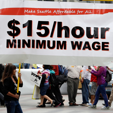 Seattle considering plan to raise minimum wage to $15 per hour | Mind Your Business! | Scoop.it