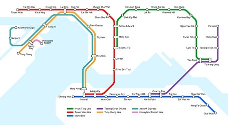 Hong Kong MTR: A Sustainable Model for Mass Transit | Sustainable Futures | Scoop.it