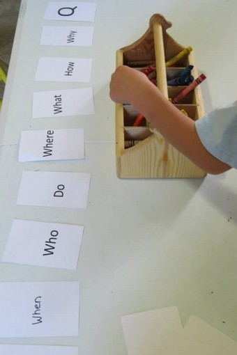 Scientists ask questions | Teach Preschool | Teach Preschool | Scoop.it