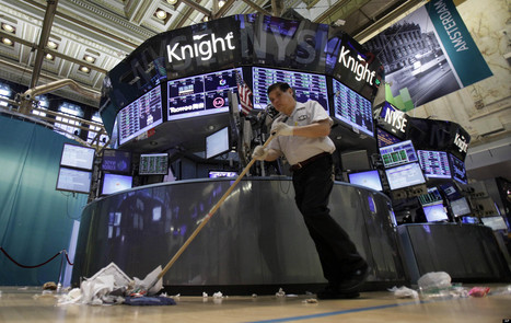 The Risks of High-Frequency Trading | High Frequency Trading | Scoop.it