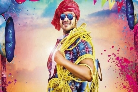 Manoj turns Singer for Current Theega   Wishesh Entertainment News   Scoop.it