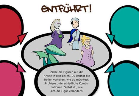 Märchen - Märchen interaktiv - Mein Spiel-Goethe-Institut | Atrévete con el alemán | Scoop.it