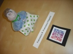An Interactive Art Show…using QR Codes | five.one.five.zero.zero | Edtech PK-12 | Scoop.it