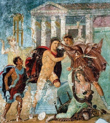 La casa de Marco Lucrecio Frontón en Pompeya | Arqueología, Historia Antigua y Medieval - Archeology, Ancient and Medieval History byTerrae Antiqvae (Blogs) | Scoop.it