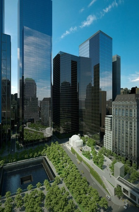 "The World Trade Center's ""best-kept secret"" .... ELEVATED Park Planned for World Trade Center | The Architecture of the City | Scoop.it"