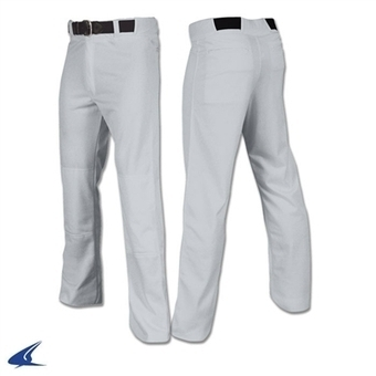 Champro Open Bottom Baseball Pants at YouthSportsPlans.com | 100% Polyester Double Knit Girls Softball Pants | Scoop.it