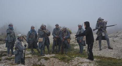 PHOTOS. Un clip de Florent Pagny dans les tranchées de 14-18 - Sainte-Ménehould - www.lunion.presse.fr   Nos Racines   Scoop.it