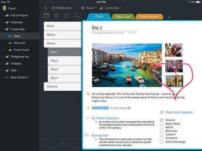 GRATIS OUTLINE, magnífica app de edición y dibujo para iPad | Educacion, ecologia y TIC | Scoop.it