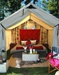 Glamping Tents - Put Luxury into Camping Outdoors | Best Glamping Gear Guide | Tool Rental Services | Scoop.it