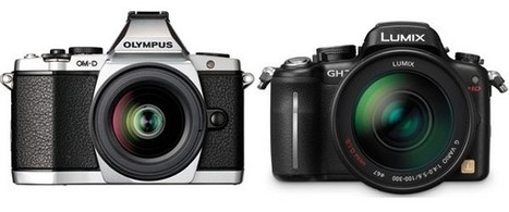 Panasonic GH2 vs Olympus OM-D E-M5 - which is better? - Micro Four Thirds Camera Blog | Olympus OMD EM5 | Scoop.it